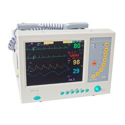 Biphasic Defibrillator BDFM-1000B