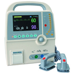 Biphasic Defibrillator BDFM-1000D