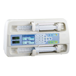 Dual Channel Syringe Pump DCSP-1000C