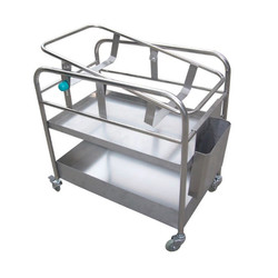 Baby Bassinet Trolley BBT-1000D